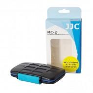 JJC MC-2 memory card case