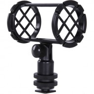 BOYA BY-C04 Universal Microphone Shockmount with Hot Shoe