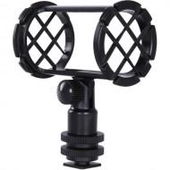 BOYA BY-C04 Universal Microphone Shockmount with Hot Shoe