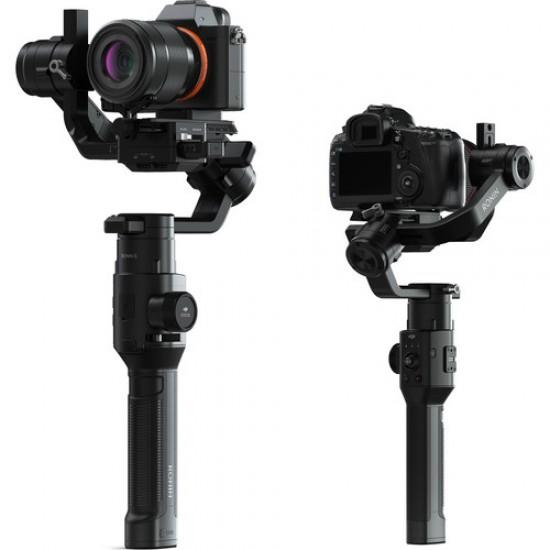 DJI Ronin-S 3-Axis Motorized Camera Gimbal Stabilizer (Standard Kit)