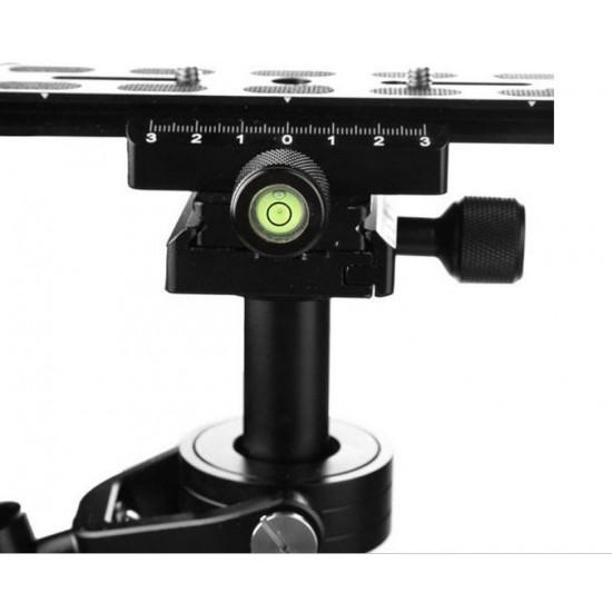 YELANGU S40N Aluminium Alloy Handheld Camera Mechanical Stabilizer
