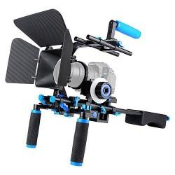 YELANGU D204 DSLR Camera Shoulder Rig Video Stabilizer