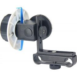 YELANGU C500 Camera Cage with Matte Box & Follow Focus
