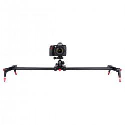 YELANGU L100B 100cm Ball Bearing Track Camera Slider