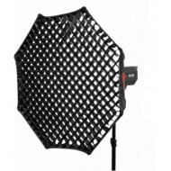 Godox 140cm Bowens mount Grid softbox for Strobes