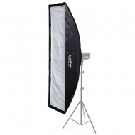"Godox 35x160cm (14""x 63"") Bowens Mount Softbox for Strobes"