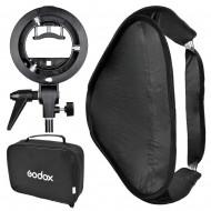 Godox 80 x 80cm speedlite Softbox with S-type bracket