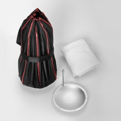JINBEI BD-80 Foldable Beauty Dish (White)