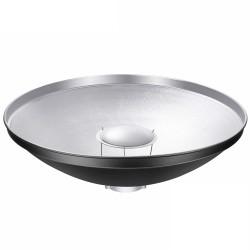 "Godox Beauty Dish (Silver 55cm/22"") Bowens mount"