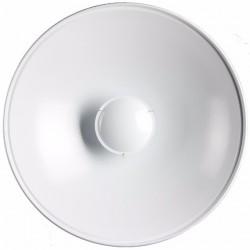 "Godox Beauty Dish (White 55cm/22"") Bowens mount"