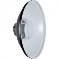 "Godox Beauty Dish (White 42cm/16.5"") Bowens mount"