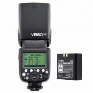 Godox VING V860IIS TTL Flash Kit for Sony Cameras with Li-Ion Battery VB18 included