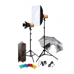 Godox 300SDI-E Smart Studio Kit (2 Heads, 600W)