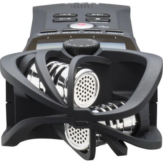 Zoom H1n 2-Input / 2-Track Digital Handy Recorder with Onboard X/Y Microphone (Black)