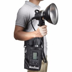 Godox Shoulder Bag for Wistro AD600 Flash Head