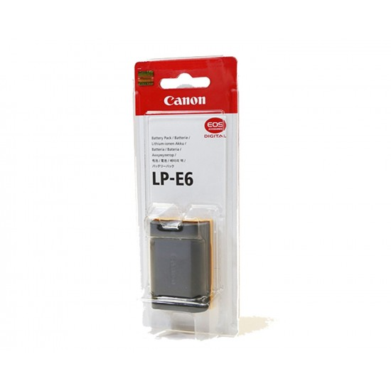 Canon LP-E6 Lithium-Ion High Copy battery pack