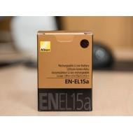 Nikon EN-EL15A Original OEM Battery