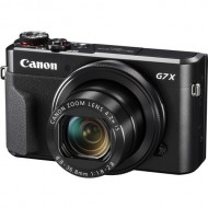 Canon PowerShot G7 X Mark II Digital Camera with 4.2x f/1.8-2.8 lens