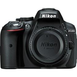 Nikon D5300 DSLR Camera with AF-P 18-55mm VR Lens Kit