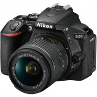 Nikon D5600 DSLR Camera with AF-P 18-55mm VR Lens Kit