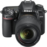 Nikon D7500 DSLR Camera with 18-140mm VR Lens Kit