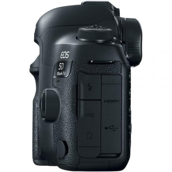 Canon EOS 5D Mark IV Full Frame DSLR Camera (Body Only)