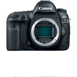 Canon EOS 5D Mark IV Full Frame DSLR Camera (Body Only)