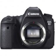 Canon EOS 6D Full Frame DSLR Camera (Body Only)