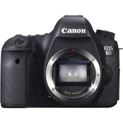 Canon EOS 6D Full Frame DSLR Camera (Body Only)