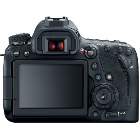 Canon EOS 6D Mark II Full Frame DSLR Camera (Body Only)