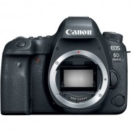Canon EOS 6D Mark II Full Frame DSLR Camera (Body Only)