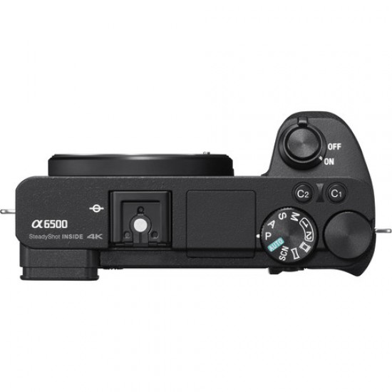 Sony Alpha a6500 Mirrorless Digital Camera (Body Only)