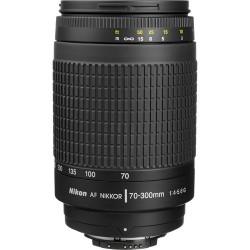Nikon AF Zoom-NIKKOR 70-300mm f/4-5.6G Lens