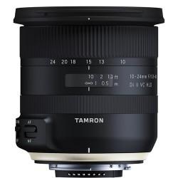 Tamron 10-24mm f/3.5-4.5 Di II VC HLD Lens for Nikon F mount DSLRs