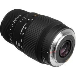 Sigma 70-300mm f/4-5.6 DG Macro Lens for Nikon F Mount DSLRs