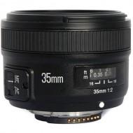 Yongnuo YN 35mm f/2 Lens for Nikon F Mount DSLRs