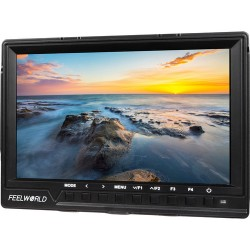 "FeelWorld FW760 7"" On-Camera LCD Monitor"