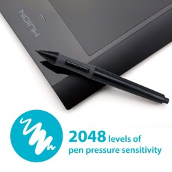 Huion 580 Graphics Drawing Tablet (Black)