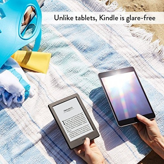 Amazon Kindle E-reader (black)
