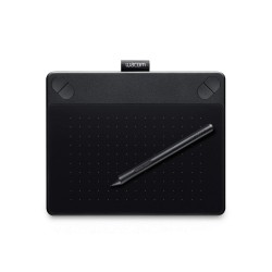 Wacom Intuos Art Small CTH-490 Pen and Touch Digital Graphics Drawing Tablet