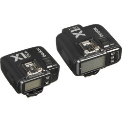 Godox X1C TTL Wireless Flash Trigger (Transmitter and Receiver) Set for Canon