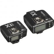 Godox X1N TTL Wireless Flash Trigger (Transmitter and Receiver) Set for Nikon