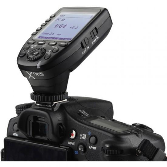 Godox XProS TTL Wireless Flash Trigger for Sony Cameras
