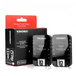 Yongnuo E-TTL Transceiver YN622C II kit for Canon