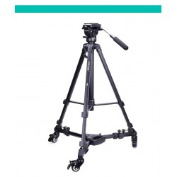 Yunteng YT-900 Aluminium alloy Foldable Camera Tripod Dolly