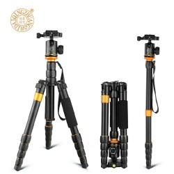 QZSD Q278 Professional Portable Travel DSLR Tripod