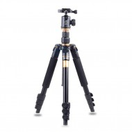 QZSD Q570 Professional Photography Tripod+Monopod with Ball Head and Quick Release Plate
